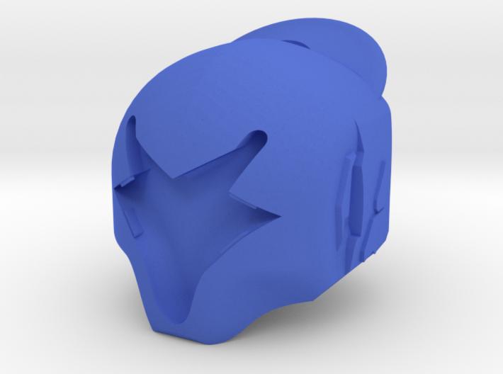 Hezen Warlock Helm 3d printed