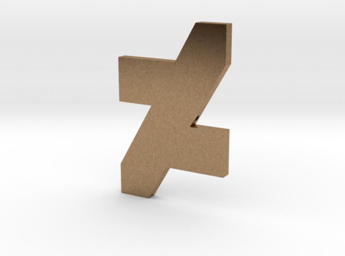 DA Logo 2 Normal CH2 3d printed