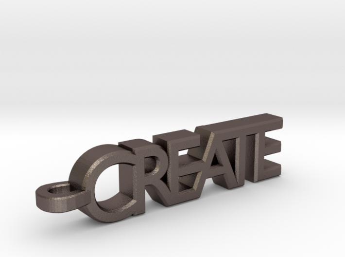 Create Pendant 3d printed
