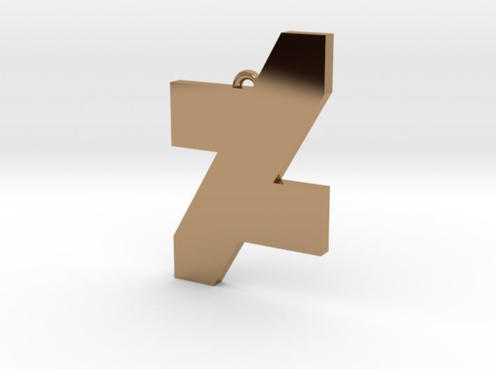 DA Logo 2 Normal CH5 3d printed