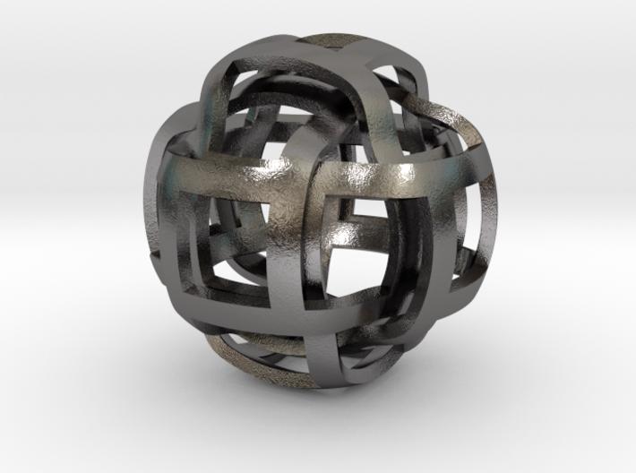 Sphere #2 (24mm) 3d printed
