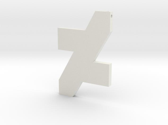 DA Logo 2 Normal CH9 3d printed