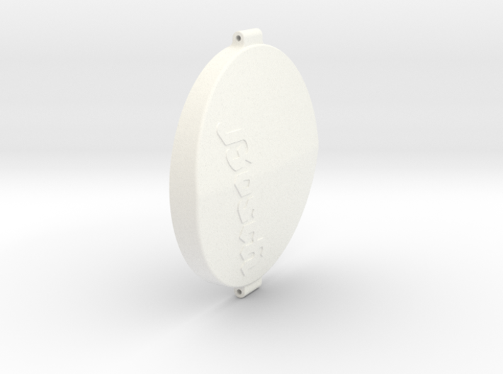 BOSCH VINTAGE STYLE FOG/DRIVING LIGHT COVER  3d printed