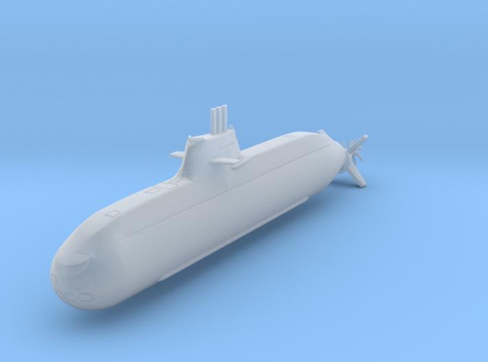 Type 212 (FUD) 3d printed