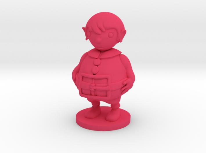 Little boy 3d printed