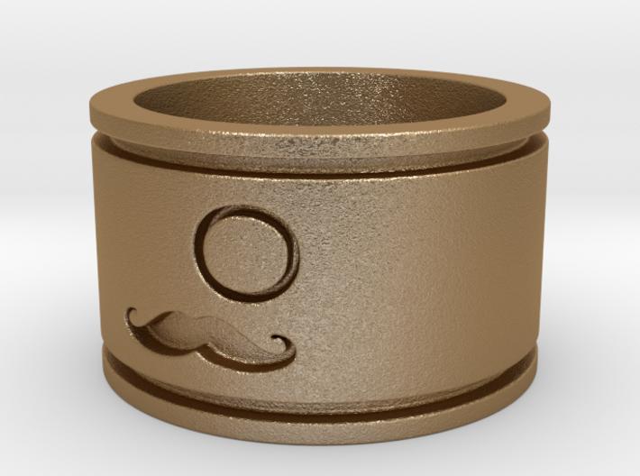 Magic Gentleman Ring 3d printed