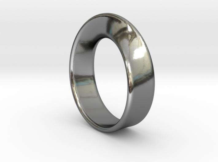 Moebius Ring 15.7 3d printed