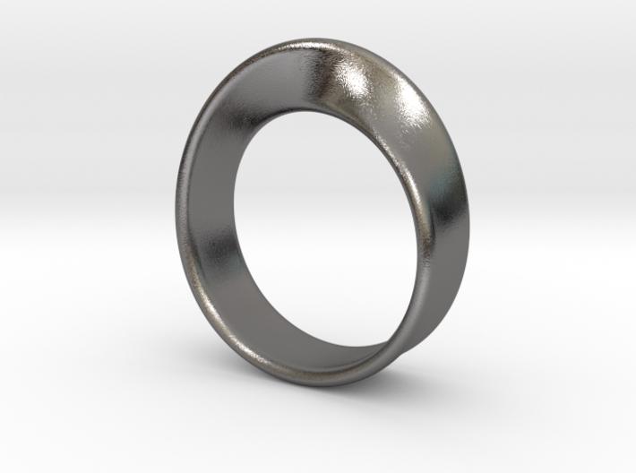 Moebius Ring 19.0 3d printed