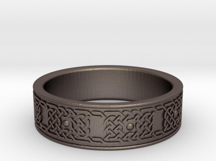 Ring 018 3d printed