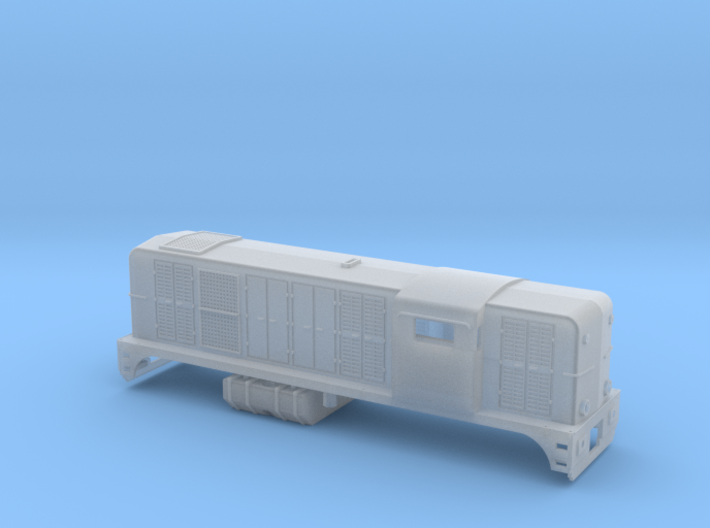 N 2400 DE NS LifeLike NEM 3d printed