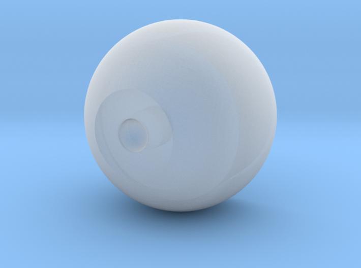Mini Inner eye core 3d printed