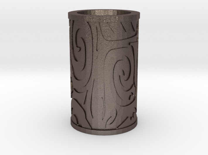 Tribal style 3d printed
