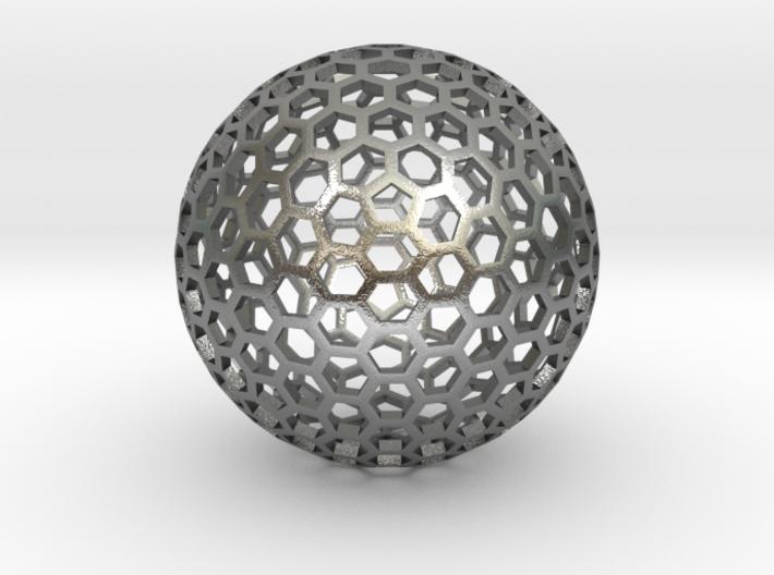 Polyhedra D75mm 3d printed