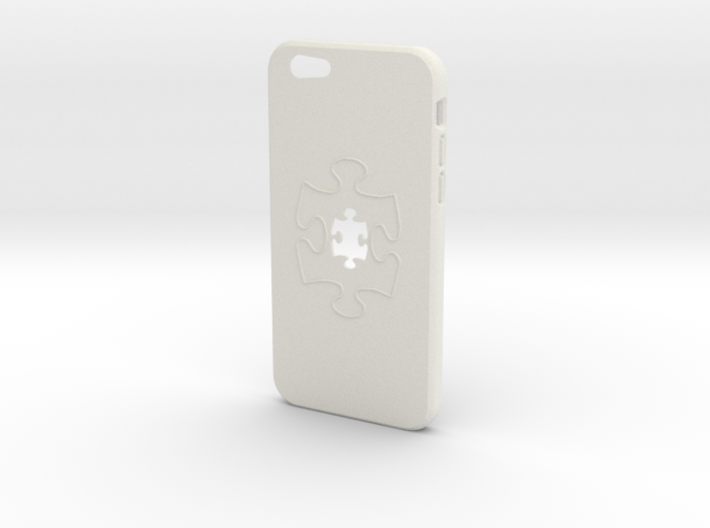 Iphone6 Puzzle 3d printed