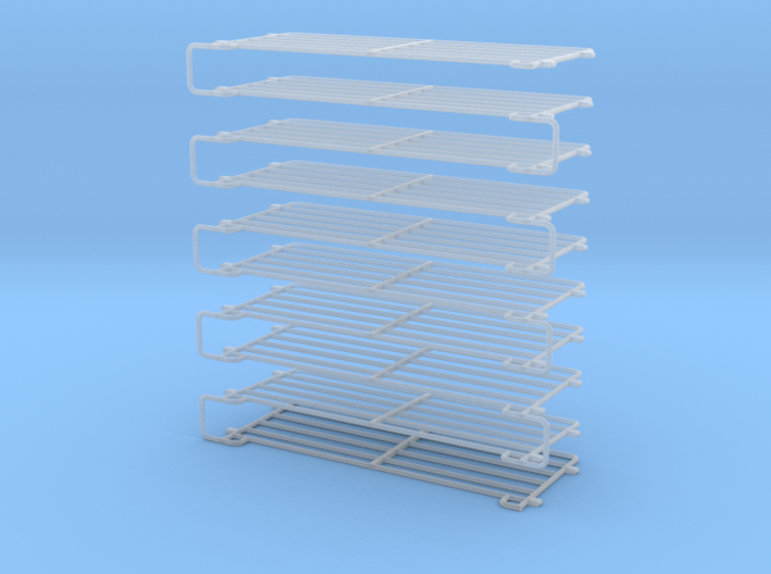 12 Ft Cattle Panels Tree of 10 3d printed