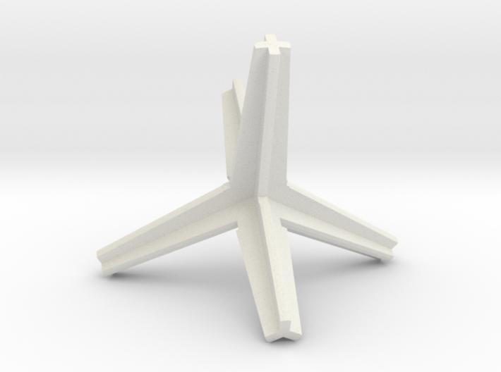 2015042324DaleStemenDesignTripod1000 3d printed