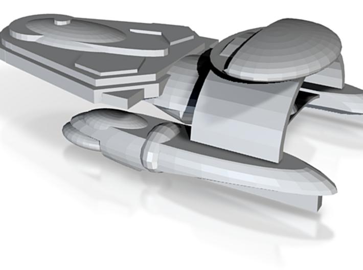 Horizon-class Explorer 3d printed