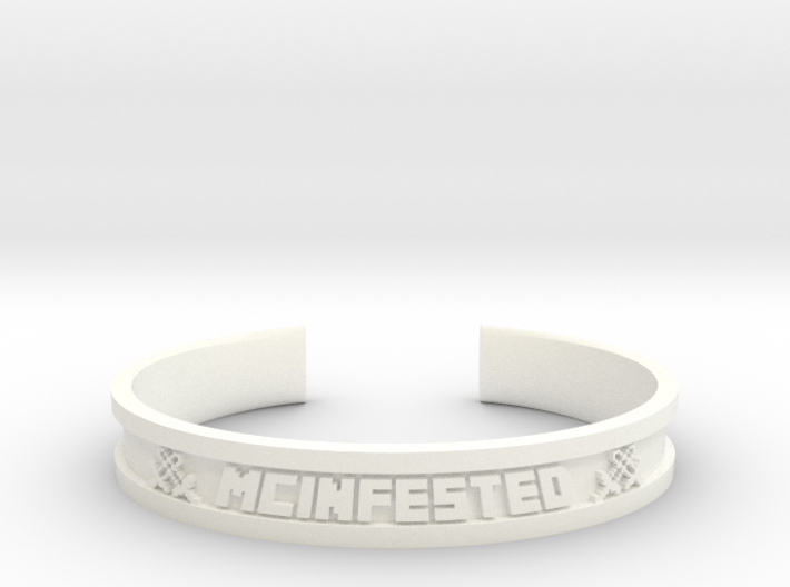 McBracelet (3.4 Inches) 3d printed