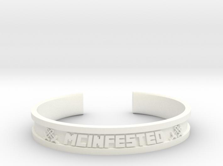 McBracelet (3.8 Inches) Maximum 3d printed