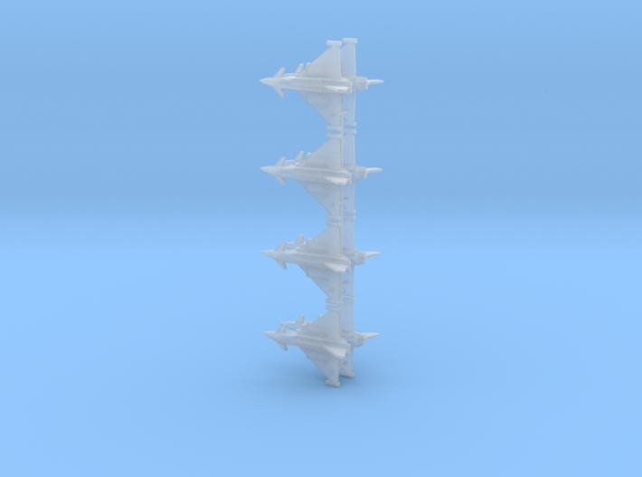 [Galaxia] HF-9000 Squadron 3d printed