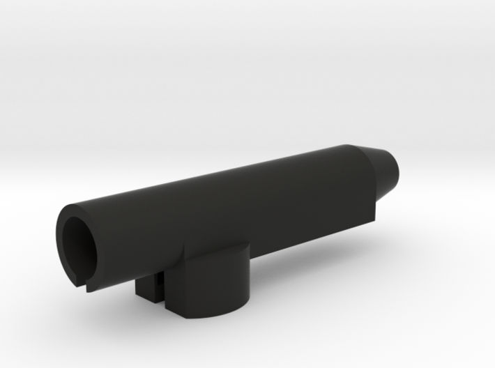 Jeep Throttle Body Clip (Short Style) 3d printed
