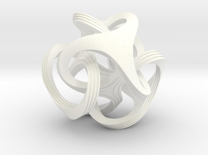 Ora, textured 3d printed