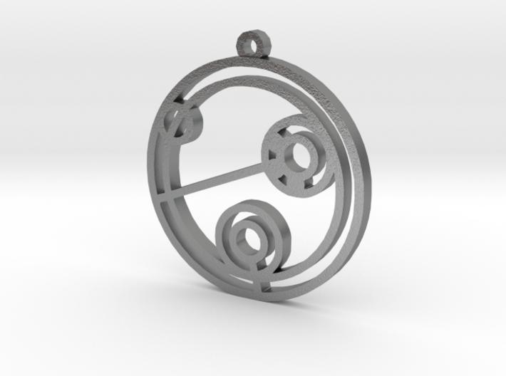 Julie - Necklace 3d printed