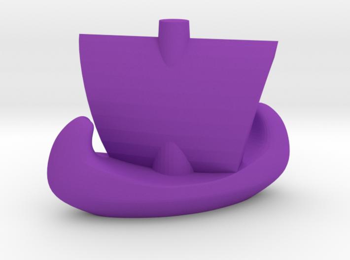 Catan Ship 3d printed