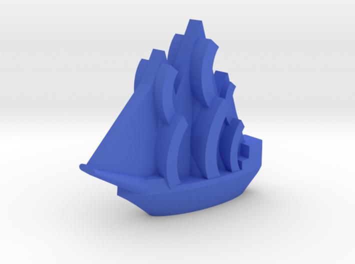 Catan Ship 2 3d printed