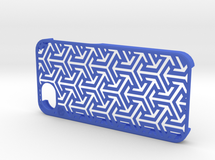 Triple arrows Iphone 5(s) Case  3d printed