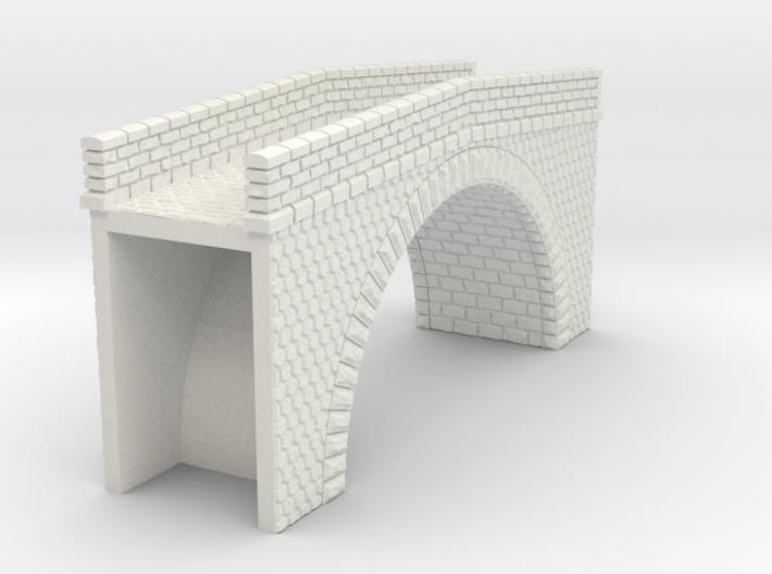 NPRT12 Road bridges over railway 3d printed