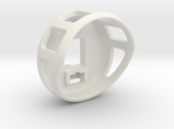 Cateye Nima Holder compatible with standard cateye 3d printed