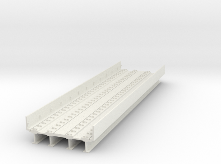 HO scale Elevated subway Philadelphia ADD SECTION 3d printed