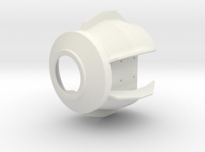 HR-OS1 Orion Helm 3d printed