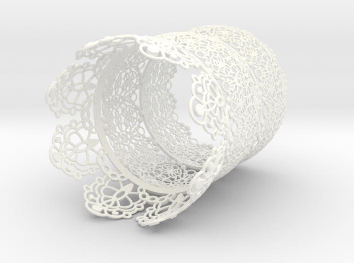 Marie Sleeve 3d printed