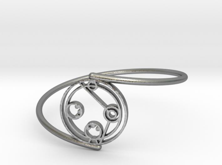 Daniel - Bracelet Thin Spiral 3d printed