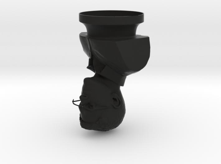 Edward Snowden Bust Sculpture 3d printed