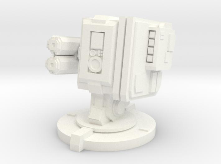 Sentry 3d printed
