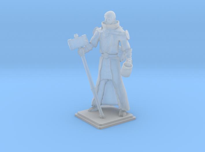 Inquisitor 3d printed