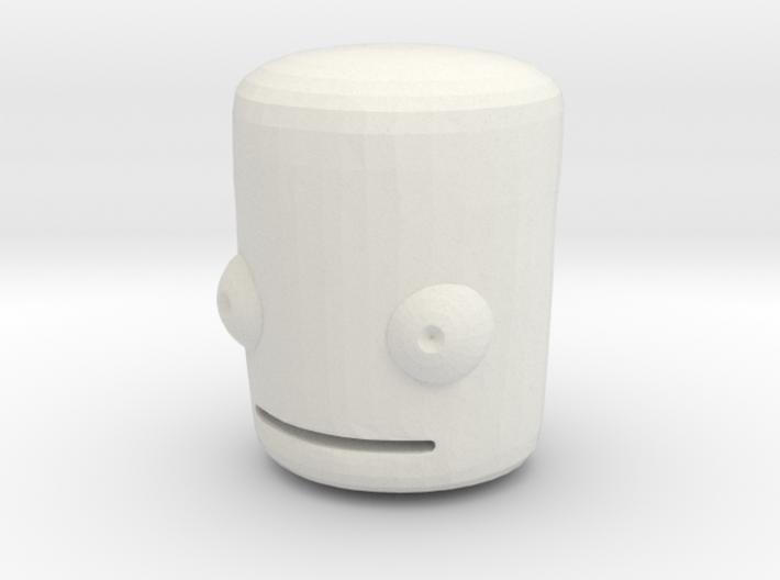 Lego Head KSP (basic) 3d printed