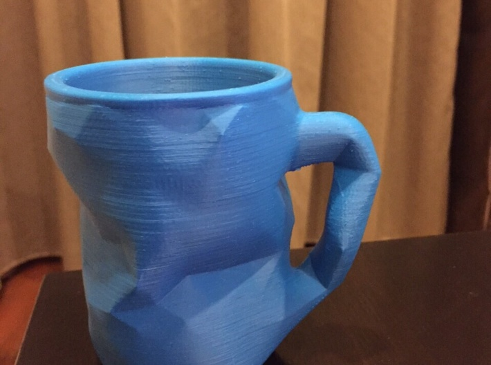 Innovative Coffee Cup 3d printed
