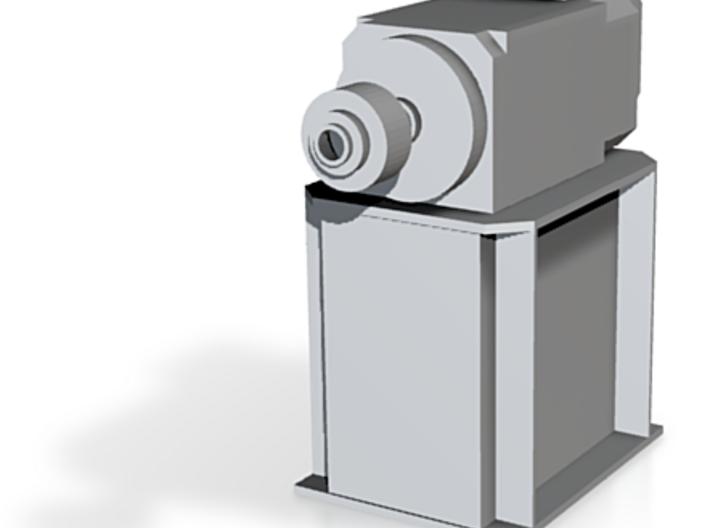 MMH101 Motor 1 (1:17) 3d printed