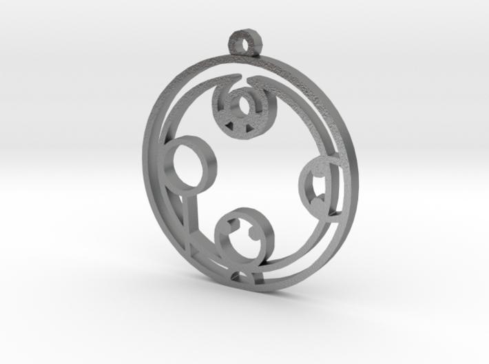Kayden - Necklace 3d printed