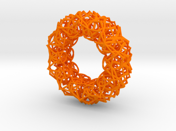 Bracelet The geometric size 2 3/4 (70mm) 3d printed