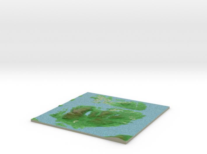 Terrafab generated model Tue May 26 2015 15:03:03 3d printed