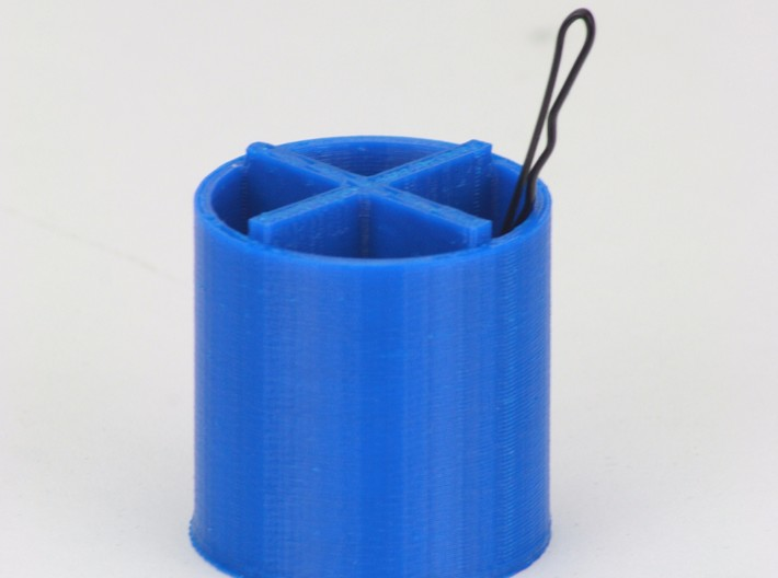 Bobby Pin Holder 3d printed