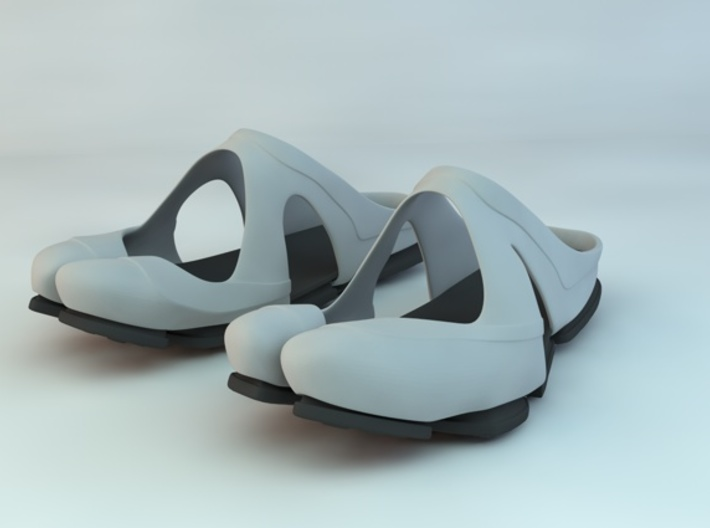 SiFi Sandals Bottom 3d printed