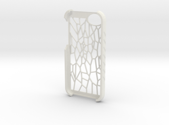 Vornoi Apple iphone 5 / 5S Case Organic Cellular D 3d printed