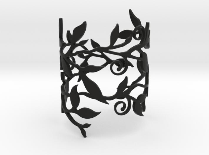 Branche Bracelet (MEDIUM) 3d printed