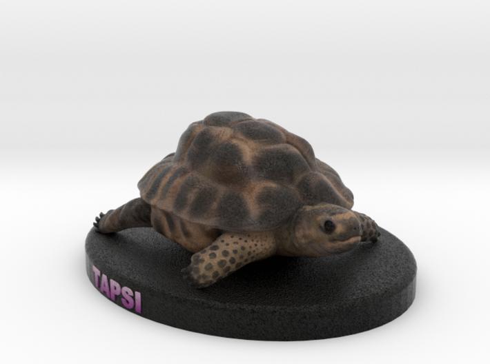 Custom Turtle Figurine - Tapsi 3d printed